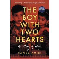 Boy With Two Hearts - Hamed Amiri (Paperback)