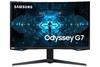 Samsung - 27 inch Odyssey G7 QHD VA Curved Gaming Monitor