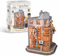 CubicFun - Harry Potter Diagon Alley - Weasley's Wizard Wheezes (62 Pieces) - Cover