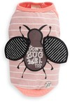 Dog's Life - Don't Bug Me Summer Tank Top - Pink (Small)