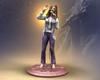 Janis Joplin - Rock Iconz Statue