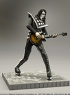 Kiss - Hotter Than Hell - The Spaceman Rock Iconz Statue