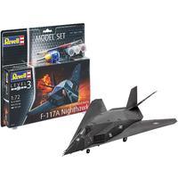 Revell - 1/72 - F117-A Nighthawk (Plastic Model Set)