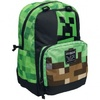 Minecraft - Creepy Things  Backpack - Green (Backpack)