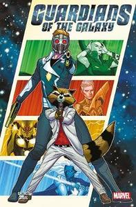Guardians Of The Galaxy - Al Ewing (Paperback) - Cover
