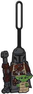 LEGO IQHK - LEGO Star Wars: The Mandalorian - The Mandalorian with Child Bag Tag - Cover