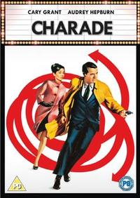 Charade (DVD) - Cover