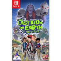 The Last Kids on Earth and the Staff of Doom (Nintendo Switch)