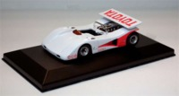 1/43 - Toyota 7 - White/Red (Die Cast Model) - Cover