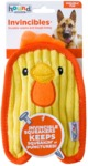 Outward Hound - Invincible Mini Chicky Toy - Yellow
