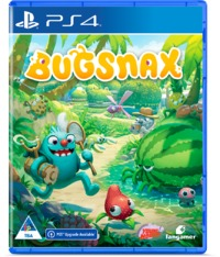 Bugsnax + Minature Guidebook (PS4/PS5 Upgrade Available)
