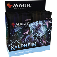 Magic: The Gathering - Kaldheim Single Collector Booster (Trading Card Game)