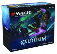 Magic: The Gathering - Kaldheim Bundle (Trading Card Game) - Cover