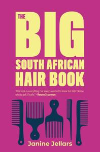 The Big South African Hair Book - Janine Jellars (Paperback) - Cover