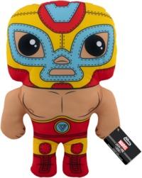 Funko Pop! Plush - Marvel Luchadores - Iron Man 17.5 inch - Cover
