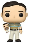 Funko Pop! Movies - 40 Year Old Virgin -  Andy Holding Oscar