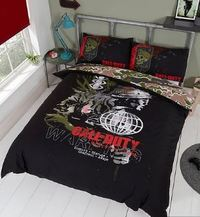 Call of Duty - Warning Duvet Cover and Pillowcase Set (Double)