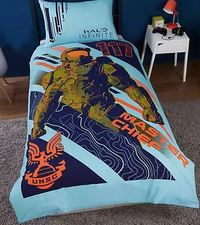 Halo - Master Chief Duvet Cover and Pillowcase Set (Single)