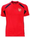 Arsenal - Red Panel Boys T-Shirt (Medium)