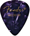 Fender 351 Premium Shape Medium Guitar Pick (Purple)