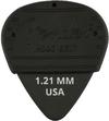 Fender Mojo Grip Dura Tone Delrin 1.21mm Guitar Pick (3 pack)