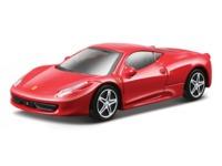 Bburago - 1/43 - Ferrari 458 Italia R and P - Red (Die Cast Model) - Cover