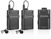 Boya Digital Dual Wireless Microphone Kit