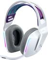 Logitech Gaming - Wireless RGB G733 Headset - White