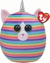 Ty - SquishaBoo Fantasia Heather Cat Plush