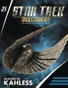 Eaglemoss Collection - Star Trek Discovery Starships Collection - Beacon of Kahless Starship (Die Cast Model)