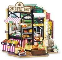Robotime - DIY House - Carl's Fruit Shop