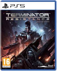 Terminator: Resistance Enhanced (PS5) - Cover