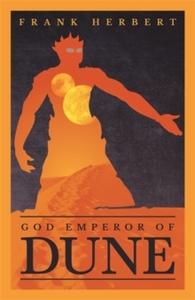 God Emperor Of Dune - Frank Herbert (Paperback) - Cover