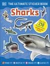 Ultimate Sticker Book: Sharks - DK (Paperback)