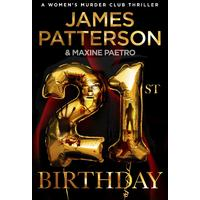 21st Birthday - James Patterson (Trade Paperback)