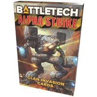 BattleTech - Alpha Strike: Clan Invasion Cards