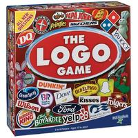 The Logo Game (Board Game)