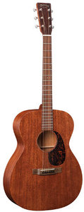 Martin 000-15ME 15 Series Acoustic Guitar with Fishman Gold Plus Pickup plus Hard Case (Natural Satin)