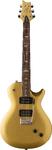 PRS SE Santana Singlecut Trem Electric Guitar (Egyptian Gold)