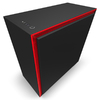 NZXT Computer Chassis H710 Black/Red Ca-H710B-BR