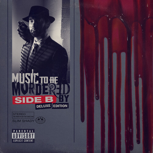 Eminem - Music to Be Murdered By - Side B (CD)