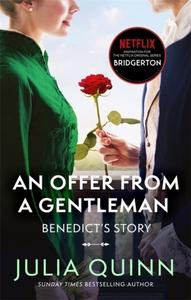 An Offer From Gentleman: Benedict's Story - Julia Quinn (Paperback) - Cover