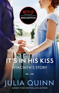 It's in His Kiss: Hyacinths Story - Julia Quinn (Paperback) - Cover