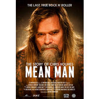 Mean Man: the Story of Chris Holmes (Region A Blu-ray)