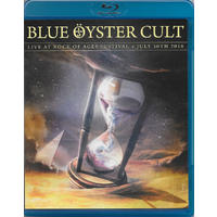 Blue Oyster Cult - Live At Rock of Ages Festival 2016 (Region A Blu-ray)