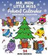 Mr Men Christmas Advent Calendar - Adam Hargreaves (Hardback)