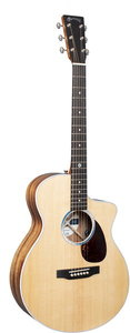 Martin SC-13E Road Series Acoustic Guitar with (Natural Gloss)