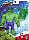 Marvel - Superhero Adventure Hulk Action Figure