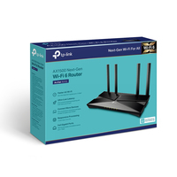 TP-Link Archer AX10 - AX1500 Dual Band Gigabit Router - Wi-Fi 6 - Cover