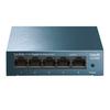 TP-Link TL-LS105G - Litewave 5-Port Gigabit Desktop Switch, Desktop Steel Case